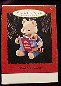 1994 Child Care Giver Hallmark Ornament (Image1)