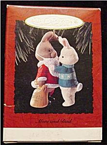 1994 Mom and Dad Hallmark Ornament (Image1)