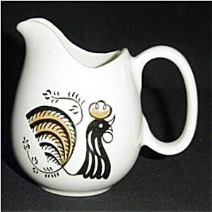 Rooster Creamer (Image1)