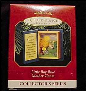 1997 Little Boy Blue Hallmark Ornament (Image1)