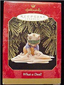 1997 What a Deal Hallmark Ornament (Image1)
