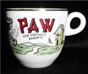 Paw Coffee Mug (Image1)
