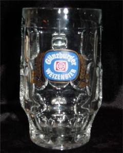 Giinzburger Weizenbier Beer Mug (Image1)