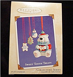 2002 Sweet Tooth Treats Hallmark Ornament (Image1)