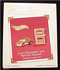 2002 Juice Machine & Revvin' Heaven Ornament (Image1)