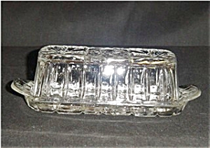 Anchor Hocking Wexford Butter Dish (Image1)
