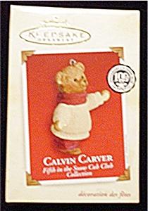 2002 Calvin Carver Hallmark Ornament (Image1)