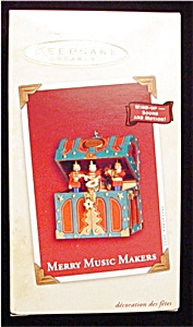 2002 Merry Music Makers Hallmark Ornament (Image1)
