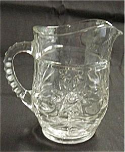 Early American Prescut Milk Pitcher (Image1)