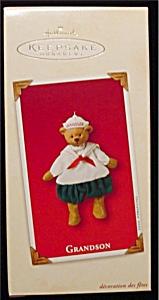 2002 Grandson Hallmark Ornament (Image1)