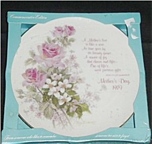 1979 Mothers Day Plate