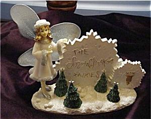 The Snowflake Fairies Hallmark Decoration (Image1)
