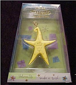2002 Make a Wish Halllmark Ornament (Image1)