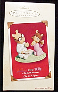 2002 Arthur and D.W Hallmark Ornament (Image1)