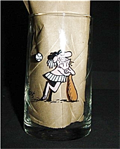 Arbys BC Ice Age Baseball Collectors Glass (Image1)