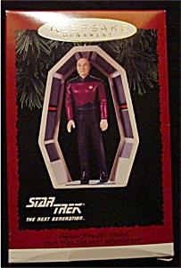 1995 Star Trek Captain Picard Ornament (Image1)