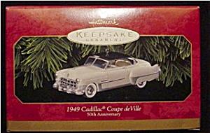 1949 Cadillac Coupe de Ville Ornament (Image1)