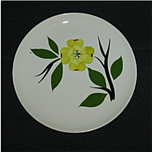 Dogwood Pattern Dinner Plate (Image1)