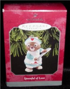 "Hallmark Ornament ""Spoonful of Love"" (Image1)"