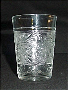 Anchor Hocking Sandwich Glass Water Glass
