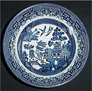 Blue Willow Churchill England Bowl (Image1)