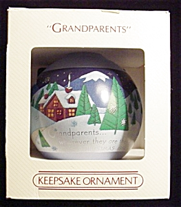 1984 Grandparents Hallmark Ornament (Image1)