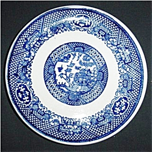 Blue Willow Bread & Butter Plate (Image1)