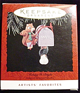 1994 Making It Bright Hallmark Ornament (Image1)