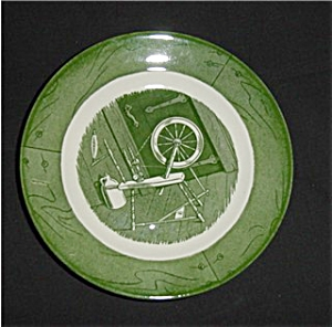 Colonial Homestead Bread & Butter Plate (Image1)