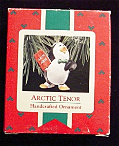 1988 Artic Tenor Hallmark Ornament (Image1)
