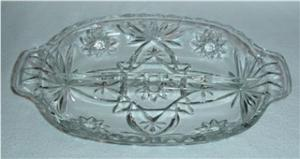 Early American Prescut Relish Tray