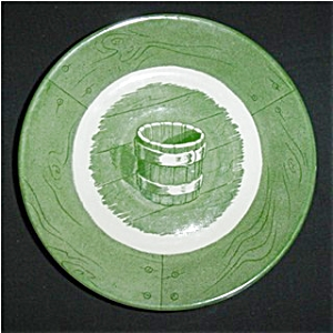 Colonial Homestead Saucer (Image1)