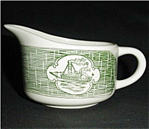 Old Curiosity Pattern Creamer (Image1)