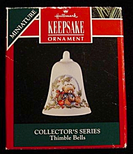1992 Thimble Bells Hallmark Ornament (Image1)