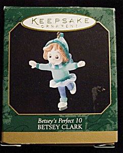 1999 Betsey Clark Miniature Hallmark Ornament (Image1)