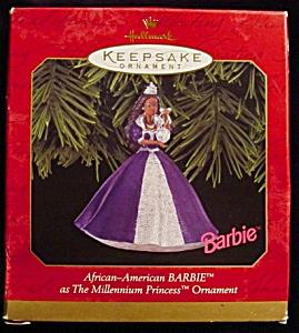 Millennium Princess Barbie Ornament (Image1)