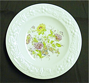 Homer Laughlin Cavalier Saucer (Image1)