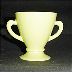 Hazel Atlas Sugar Bowl (Image1)
