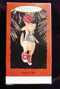 1993 Dunking Roo Hallmark Ornament (Image1)