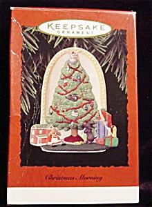 1995 Christmas Morning Hallmark Ornament (Image1)