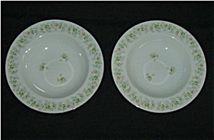 Johann Haviland Bavaria Germany Bowls Set (Image1)