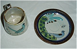 Cup and Saucer Set (Image1)