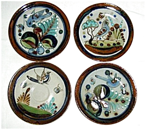 Mexican Saucer Set of 4 (Image1)