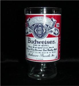 Budweiser  Glass (Image1)