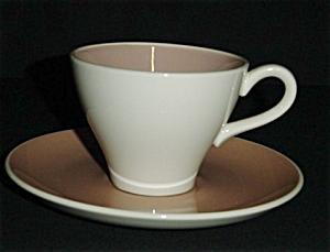 Harkerware Cup & Saucer Set (Image1)