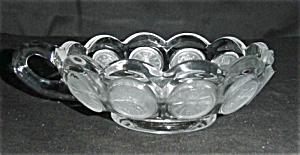 Fostoria Handled Coin Nappy (Image1)