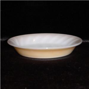 Fire King Copper Tint Pie Plate (Image1)