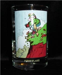1982 Arby's Collector's Series Glass (Image1)
