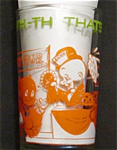 1974 Welch's Elmer Fudd Glass (Image1)