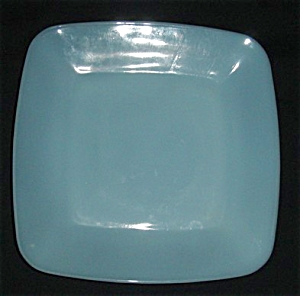 Fire King Azurite Blue Charm Dinner Plate (Image1)